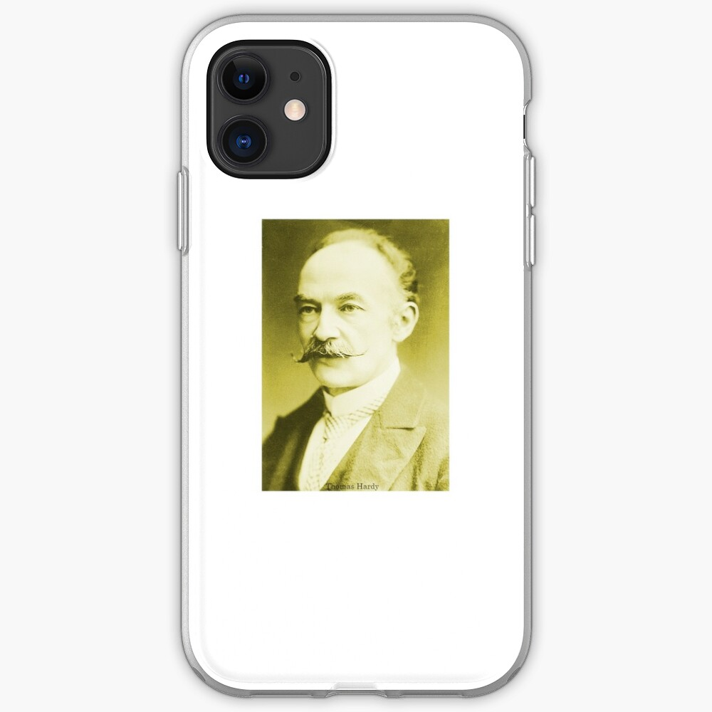 Thomas Hardy OM, English novelist and poet. iPhone Case & Cover
