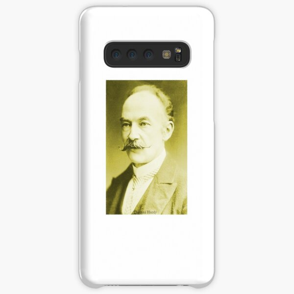 Thomas Hardy OM, English novelist and poet. Samsung Galaxy Snap Case