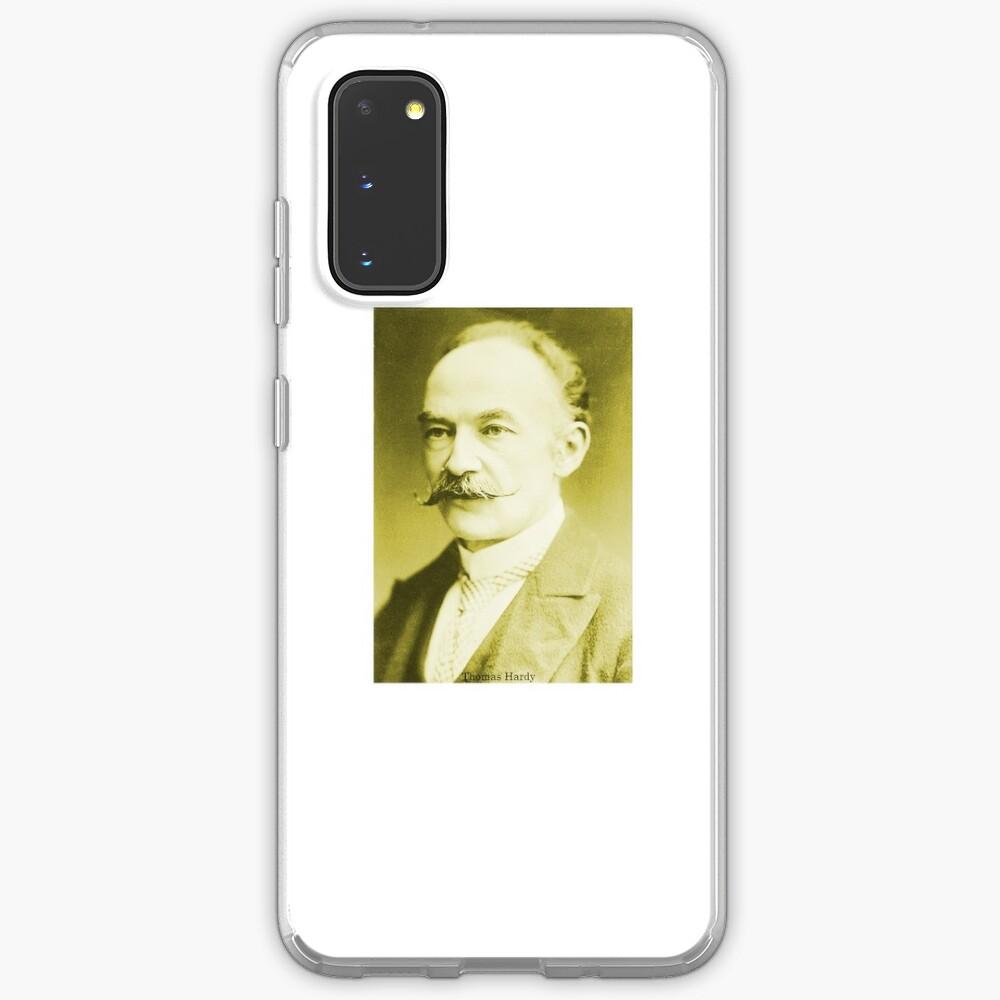 Thomas Hardy OM, English novelist and poet. Case & Skin for Samsung Galaxy