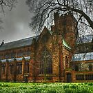 Carlisle Cathedral by Jamie  Green