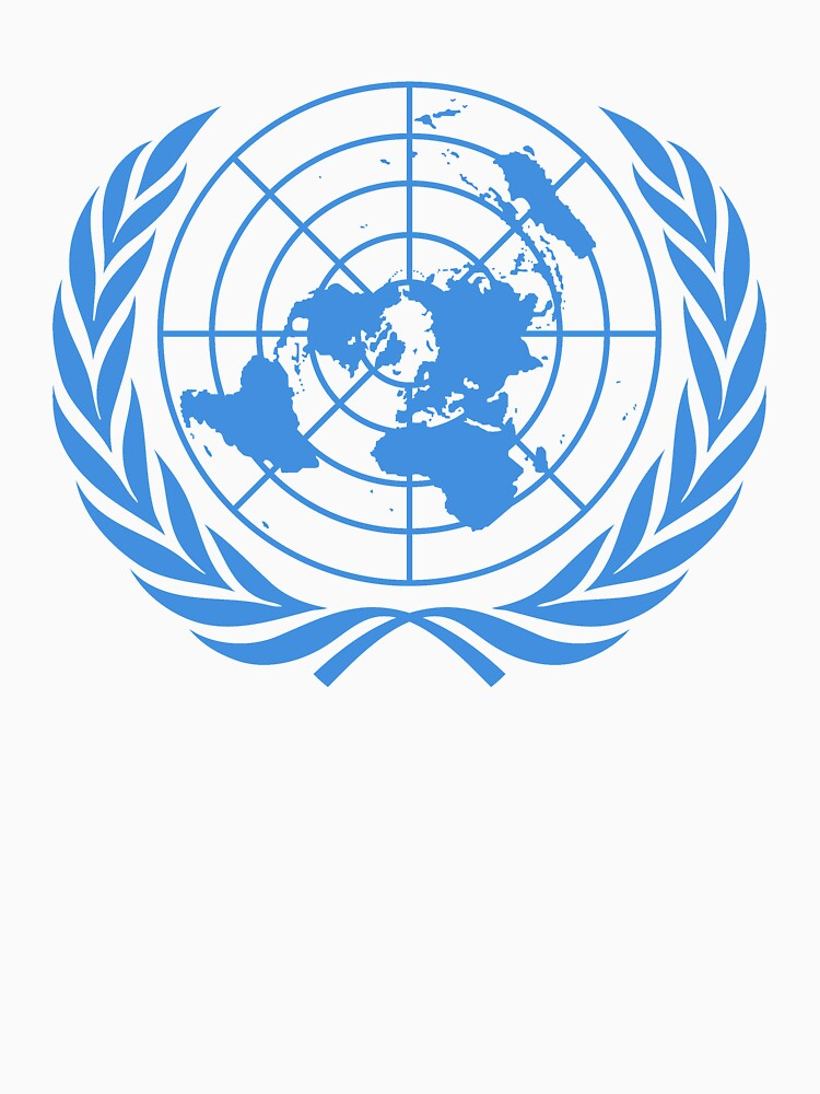 The United Nations Flag - UN Flag by ArgosDesigns