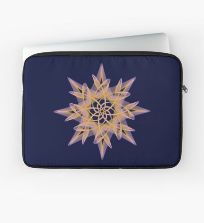 Delicate Star  Laptop Sleeve