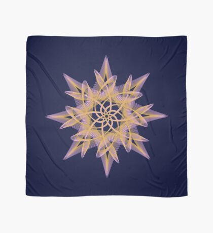Delicate Star  Scarf