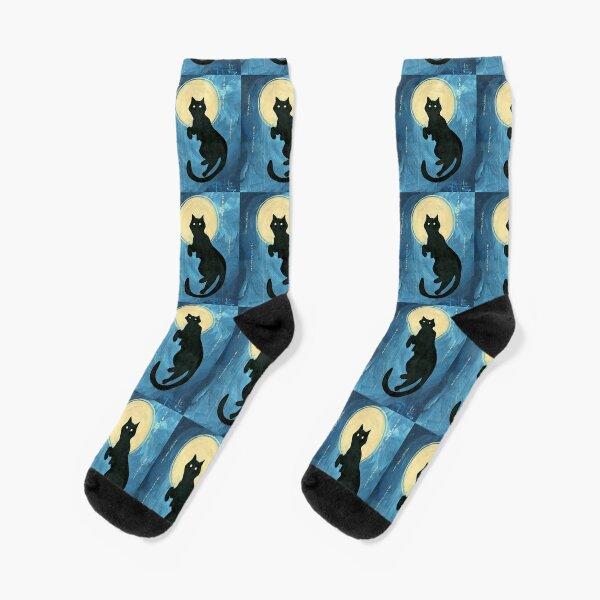 Void Cat Socks