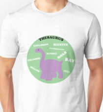 Thesaurus Unisex T-Shirt