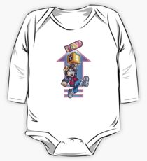 Super Future Bros Part 2 One Piece - Long Sleeve