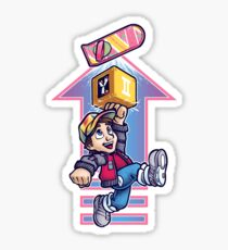 Super Future Bros Part 2 Sticker