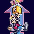 Super Future Bros Part 2 by Nathan Davis
