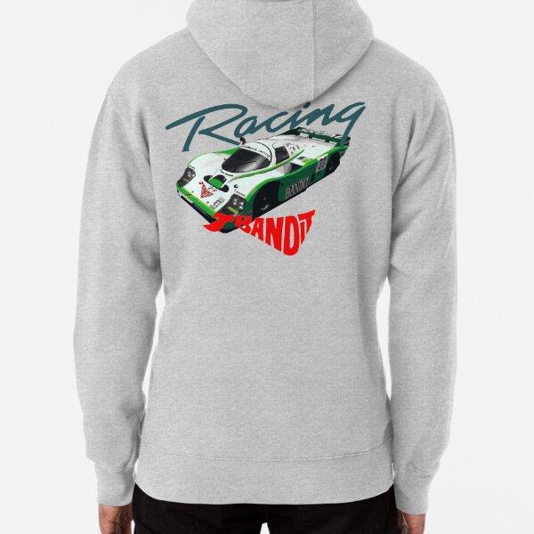 Bandit Racing 956B Race Car Pullover Hoodie