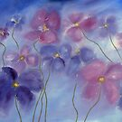 Orchestra of Flowers by Linda Woodward