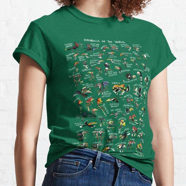 Hornbills of the World Classic T-Shirt