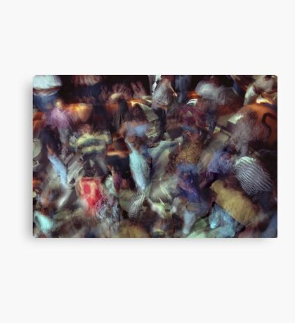 Disco Strobe !! Canvas Print
