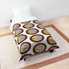 """I Say Banana""- Banana Joe Comforter"