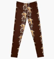 Super Future Bros Part 3 Leggings