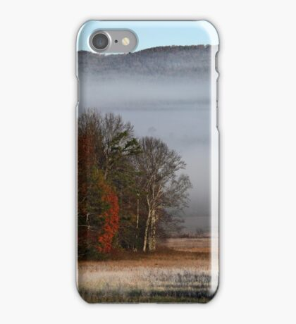 On A Crystal Morning iPhone Case/Skin