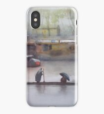 In the city and in the country iPhone Case