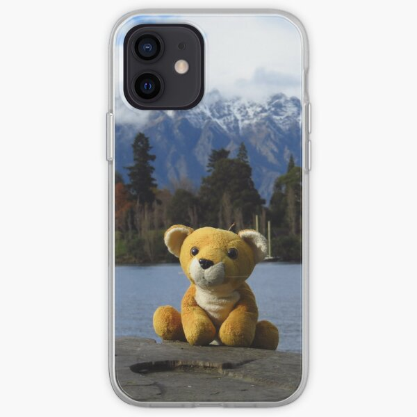 Fluffy in New Zealand iPhone Soft Case