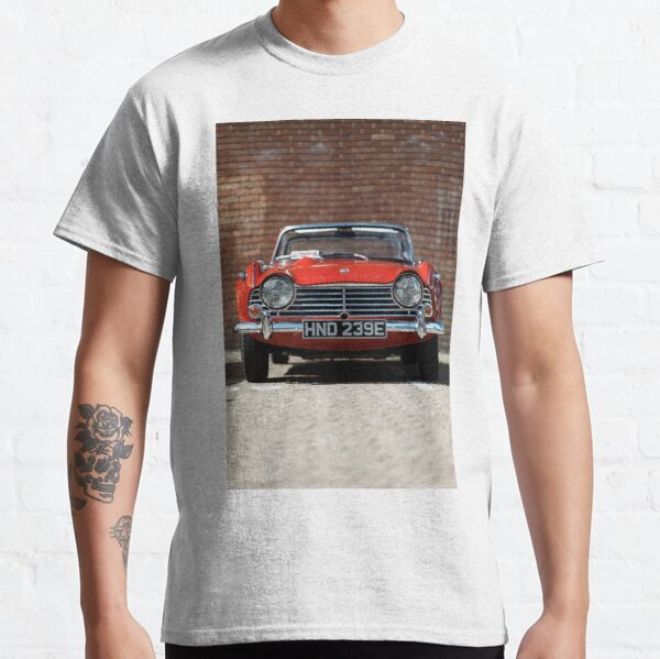 Triumph TR4A convertible Classic T-Shirt
