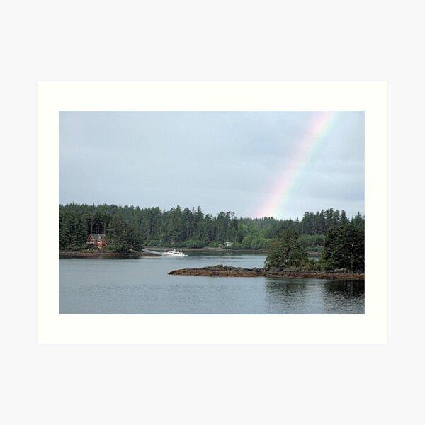~Alaska~ Art Print
