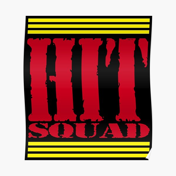 Hsquad Poster