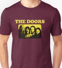 The Doors L.A Woman Slim Fit T-Shirt