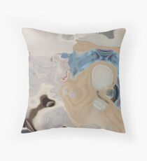 Clash of the Sorcerers Throw Pillow