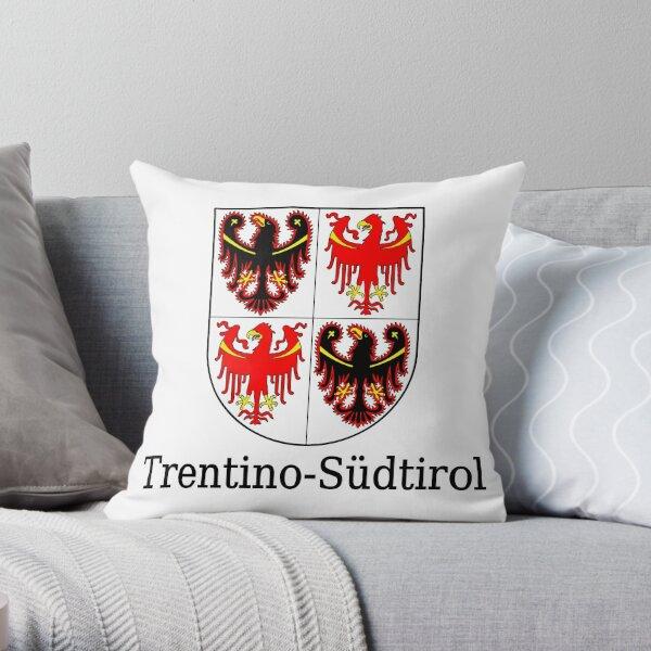 Trentino-Sudtirol Throw Pillow