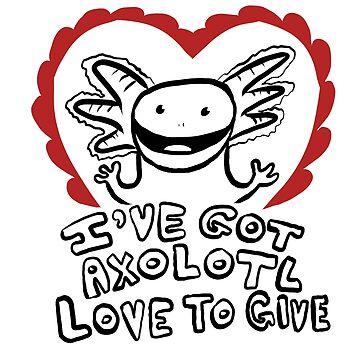 Axolotl Love by VanityGames
