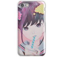 「Sweet Boredom」 iPhone Case/Skin