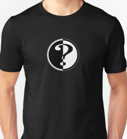 Ying, Yang, Why? T-Shirt