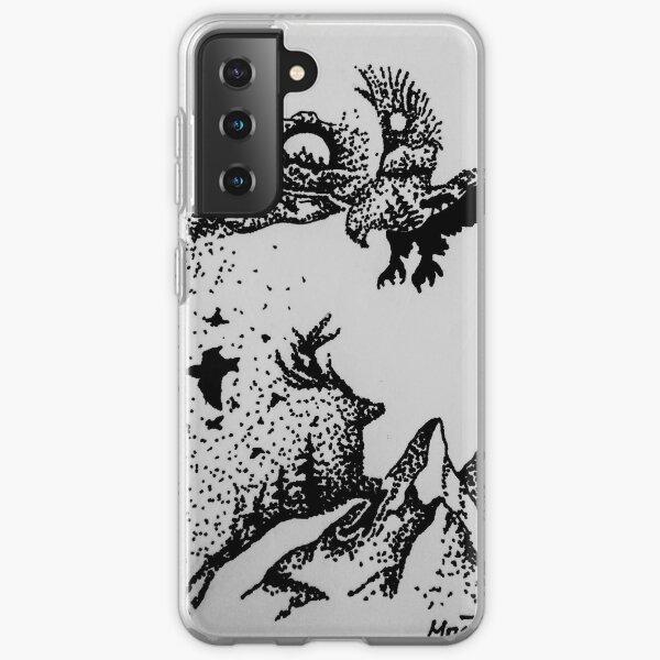 La chasse Coque souple Samsung Galaxy