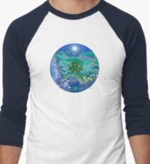 Triskelion-Nightly Stillness Baseballshirt mit 3/4-Arm
