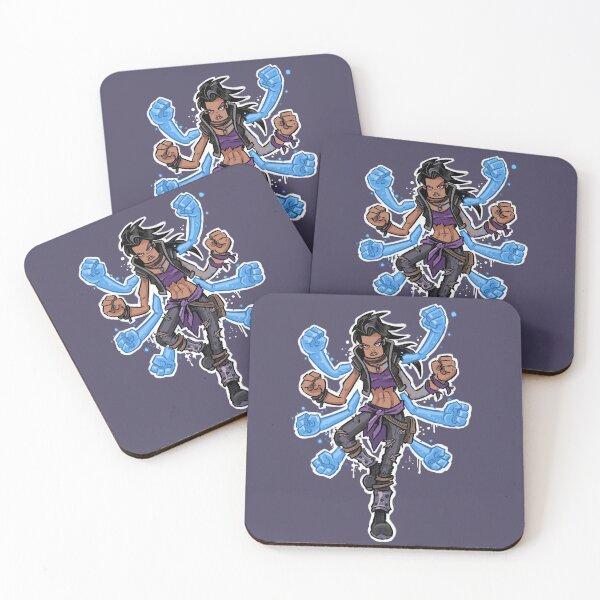 Borderlands - Amara Coasters (Set of 4)
