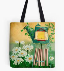 Garden Light with Chime Tote Bag
