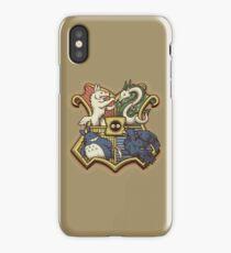 Ghibliwarts Crest iPhone Case/Skin