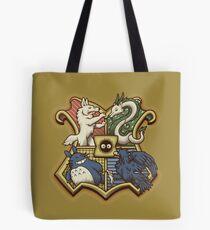 Ghibliwarts Crest Tote Bag