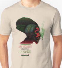 BE SMART THINK BLACK T-Shirt