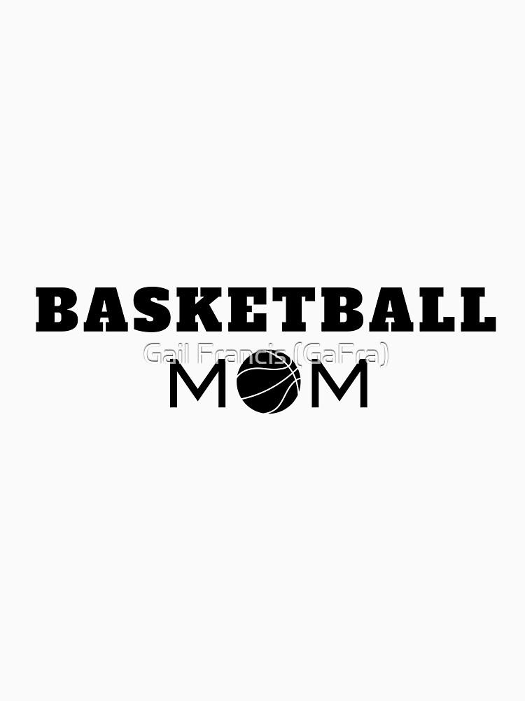 Basketball Mom by TriniArtStudio