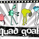 Squad Goals - Verrückte Monster von MilitaryCandA