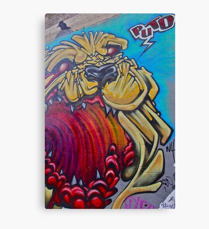 Fantastic Tigers Roar Canvas Print