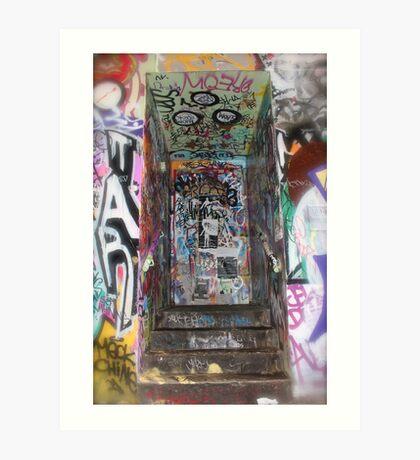 Doorways No.2 Art Print
