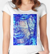 Cool intensity  Women's Fitted Scoop T-Shirt