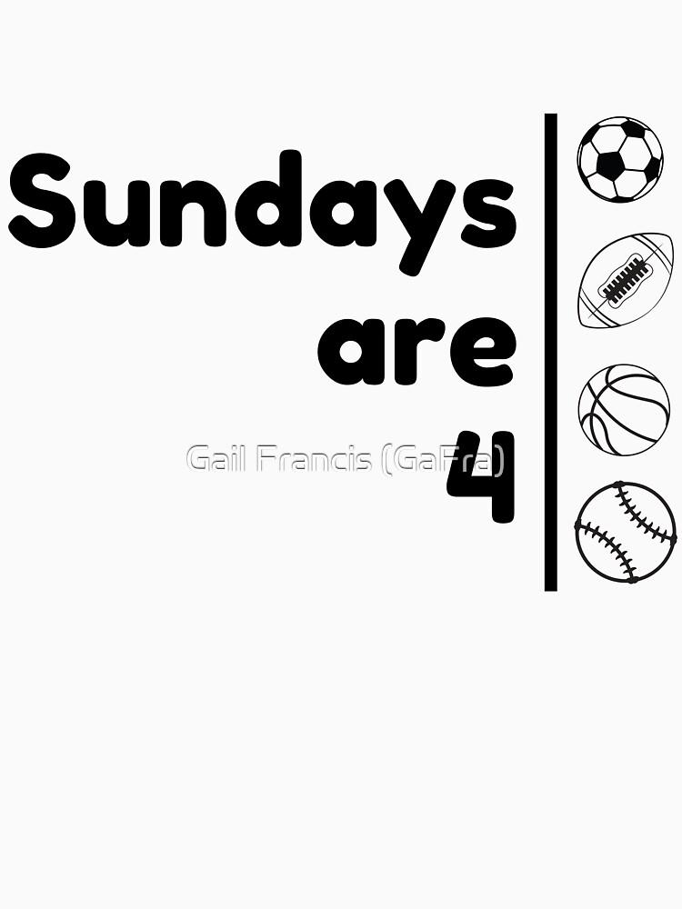 Sundays Are 4 by TriniArtStudio