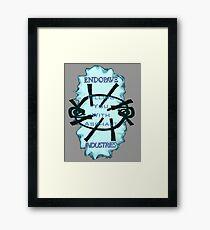 Endopave Industries Framed Print