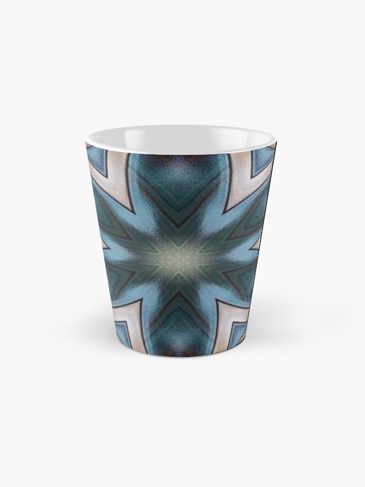 Alternate view of Desert Colors Kaleidoscope Mug