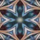 Desert Colors Kaleidoscope by pattistudio