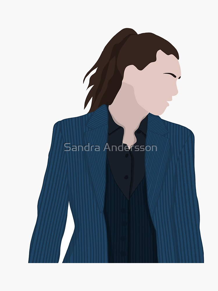 the blue suit by 99Sandyy