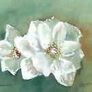 White Blooms by Shoshonan