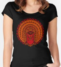 The Chief Women's Fitted Scoop T-Shirt