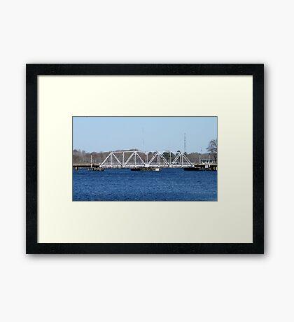 S Bridge Framed Print